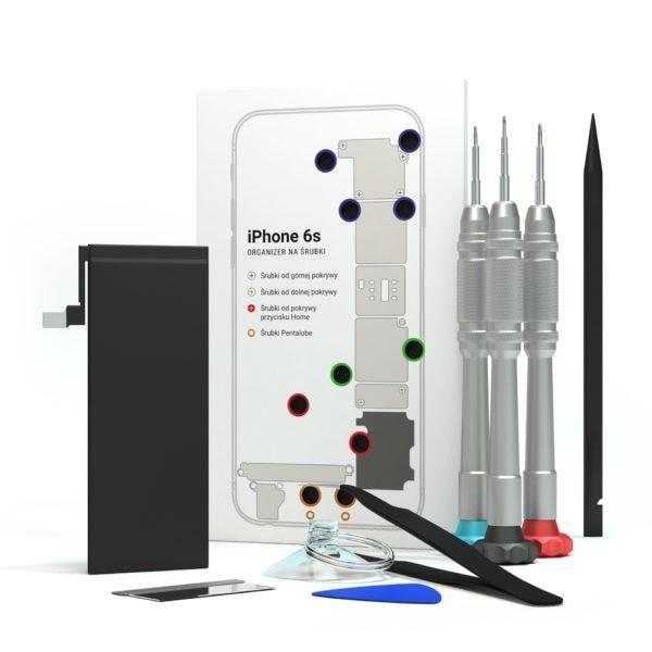 zestaw do naprawy baterii iPhone 6s
