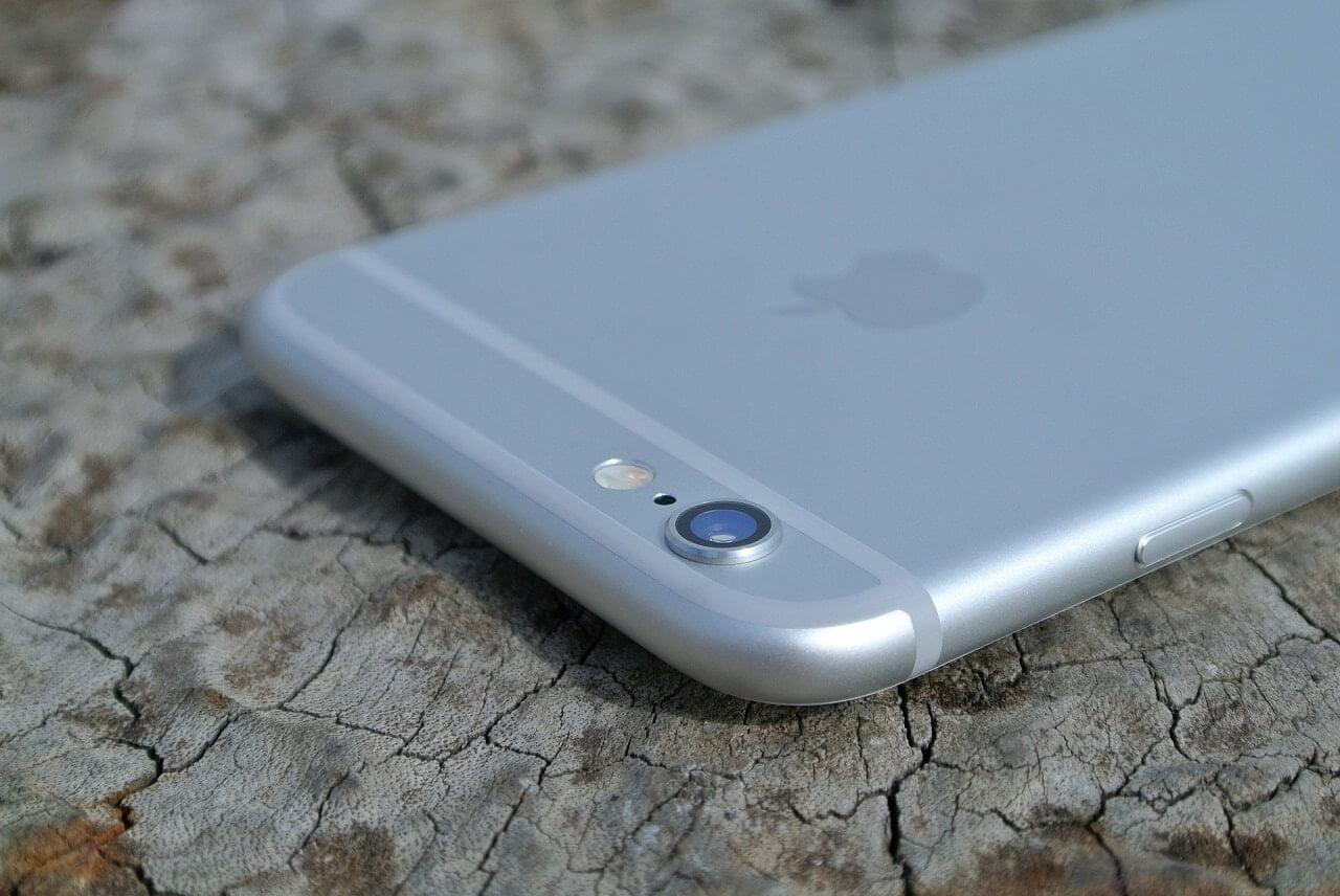 iphone czarny ekran