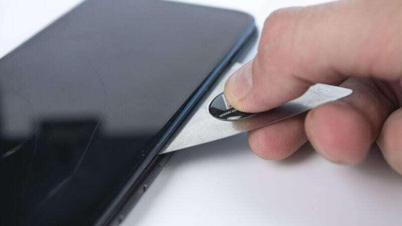 Jak wymienić ekran w iPhone