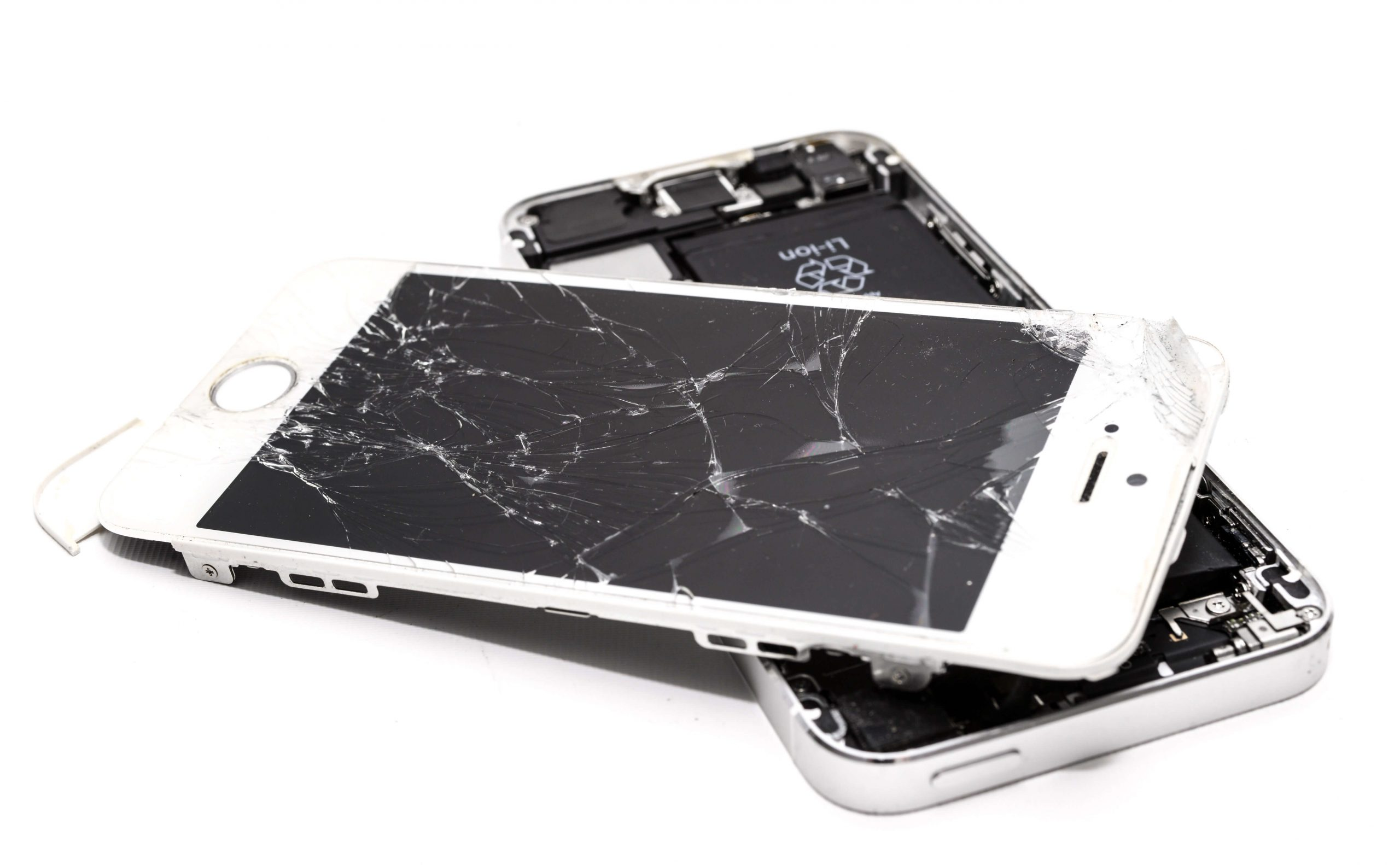 Ekrany w iPhone